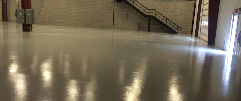 Epoxy Flooring – TEC Coatings